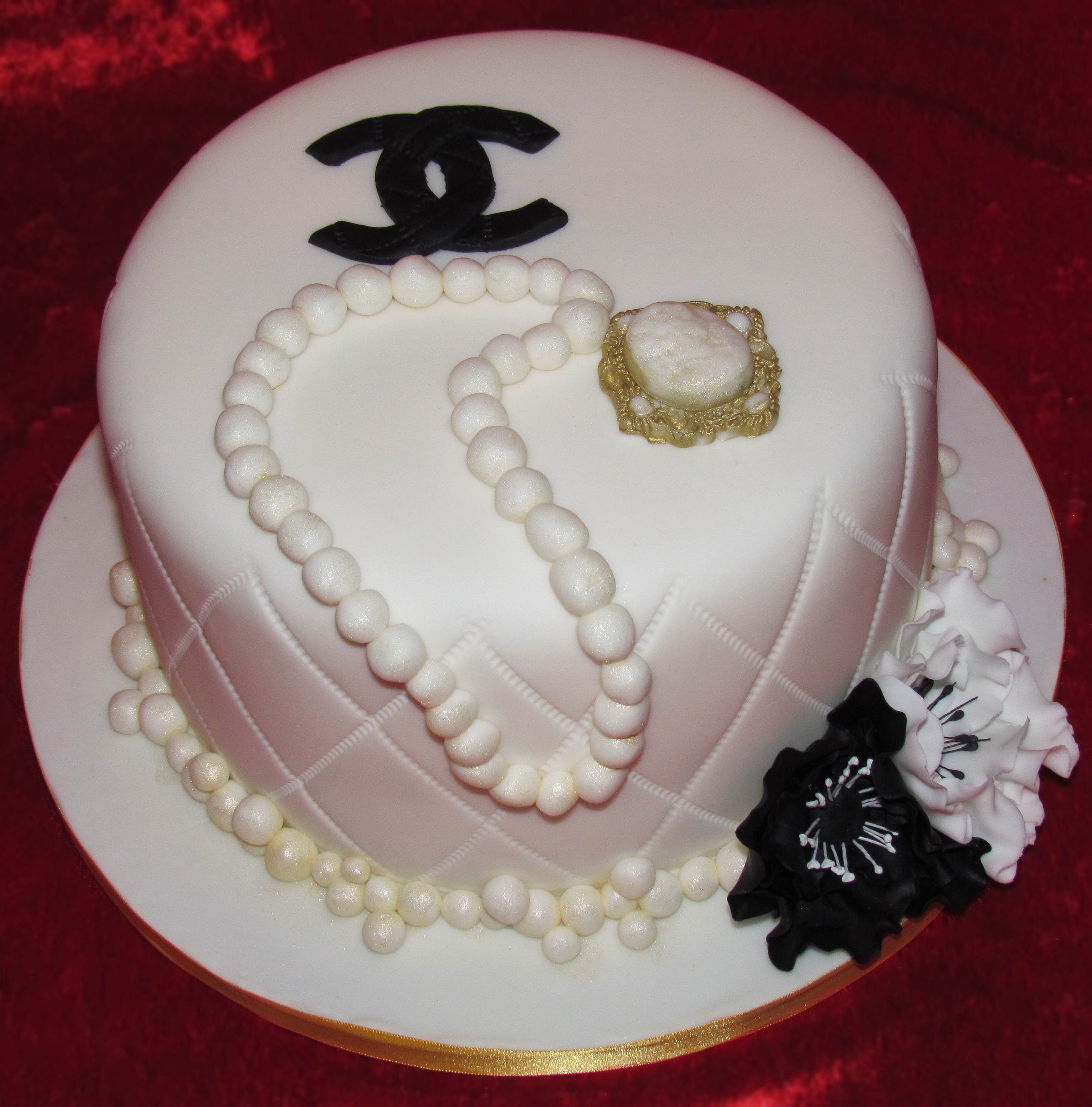 Images Of Bday Cake For Jiju : Christening Cakes - Hortensia Sweets