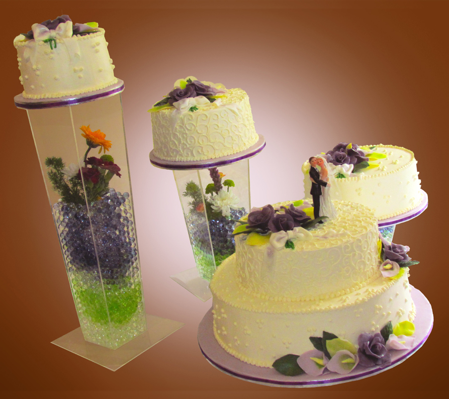 Cake stands Hortensia's Sweets